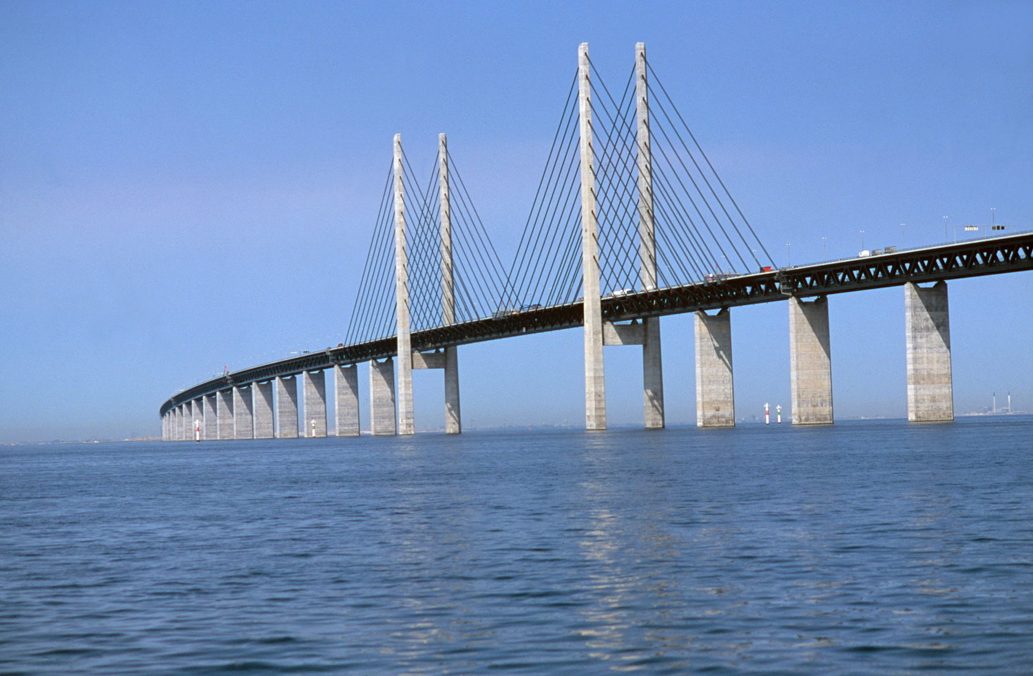 Epic project management the Øresund bridge episode